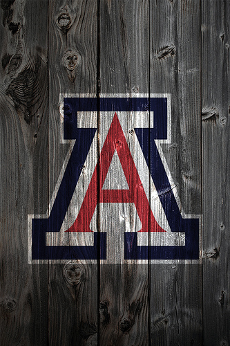 Arizona Wildcats Wood iPhone 4 Background Flickr   Photo Sharing 333x500