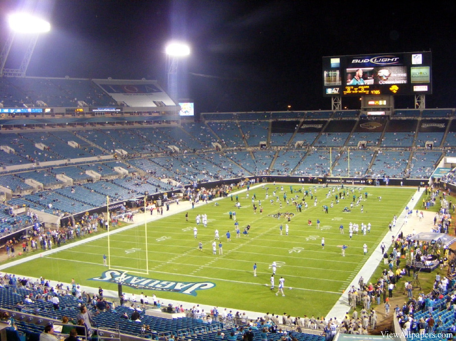 Jacksonville Jaguars Stadium HD Resolution Wallpaper download 1600x1199