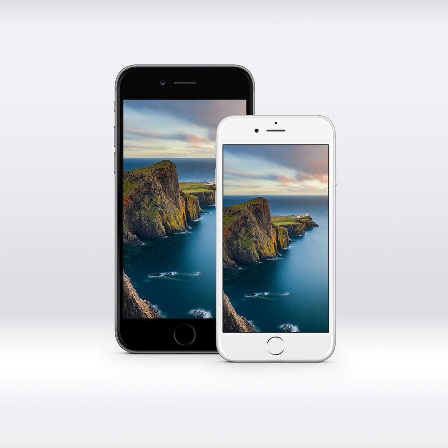 Iphone 6 M Wallpaper: IPhone 6 IOS 8 Wallpaper