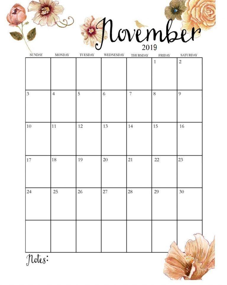 Cute October 2019 Calendar Wallpaper wed easecom 768x965