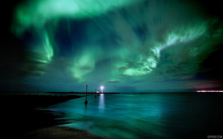aurora borealis northern lights standard aurora borealis aurora 1440x900