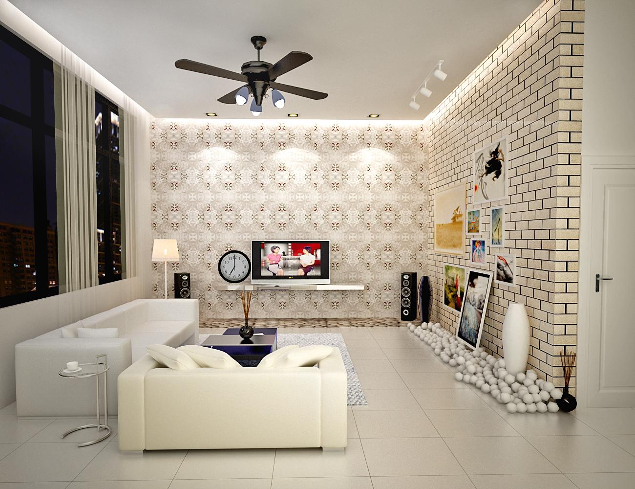 Interior Designs of Mens Apartments 1300x1000