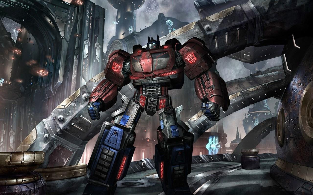 Autobot Optimus Prime Transformers HD Wallpaper Background 1280x800
