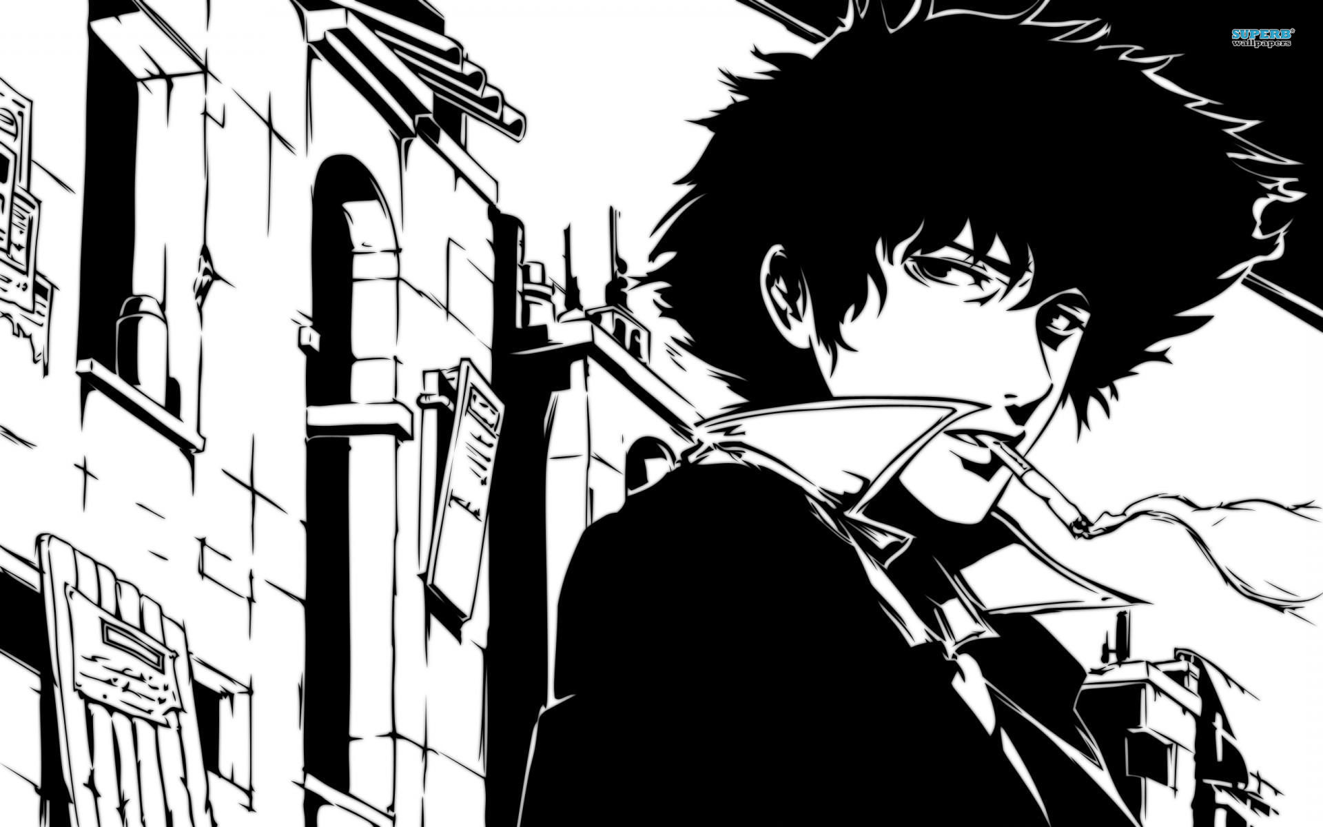 Cowboy Bebop Spike Spiegel Anime 208920 With Resolutions 19201200 1920x1200