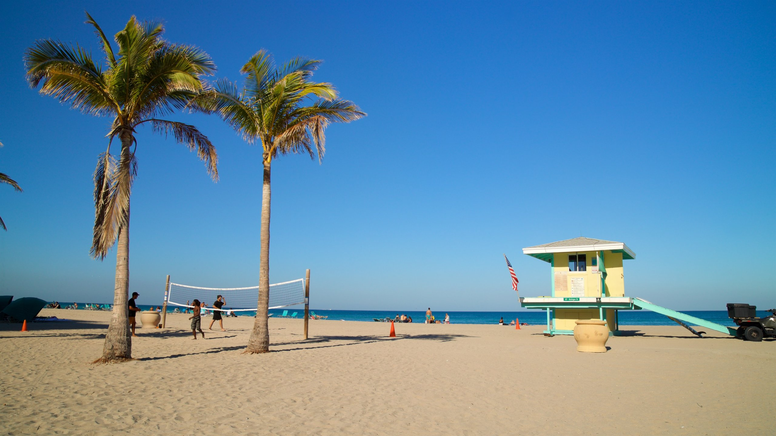10 Best Hotels Closest to Hollywood Beach in Fort Lauderdale for 2560x1440