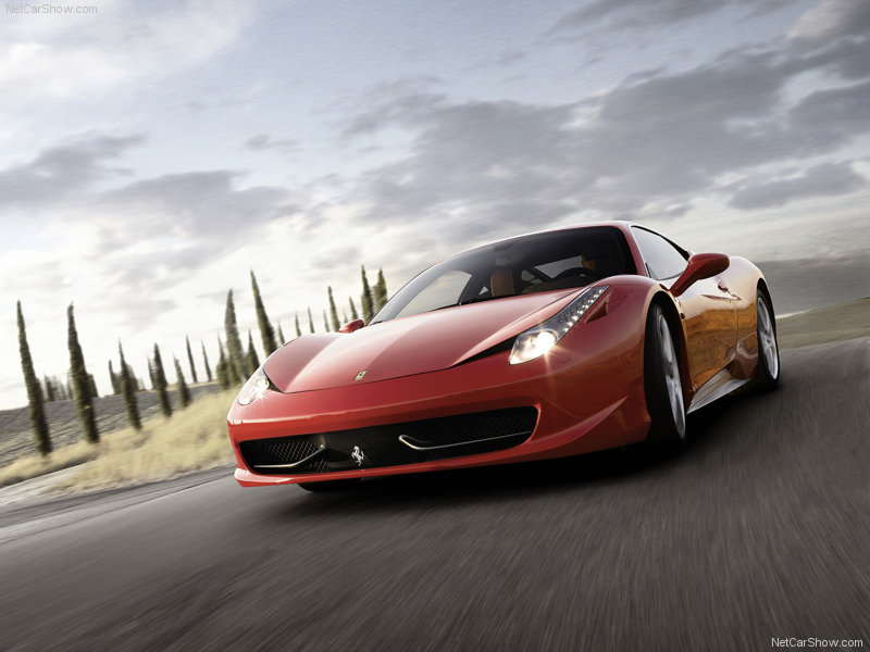 Ferrari 458 italia wallpaper Cars Wallpapers And Pictures car images 800x600