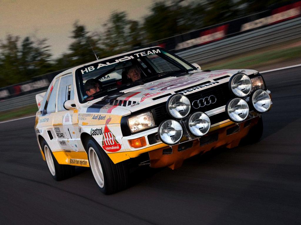 Audi Sport Quattro Group B Rally Car Wallpapers Cool Cars Wallpaper 1024x768