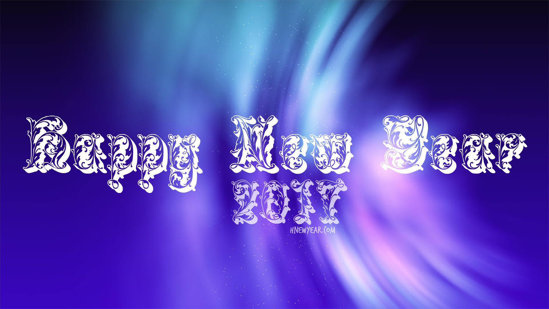 Advance Happy New Year 2017 Wishes Images HD Wallpapers 1800x1012