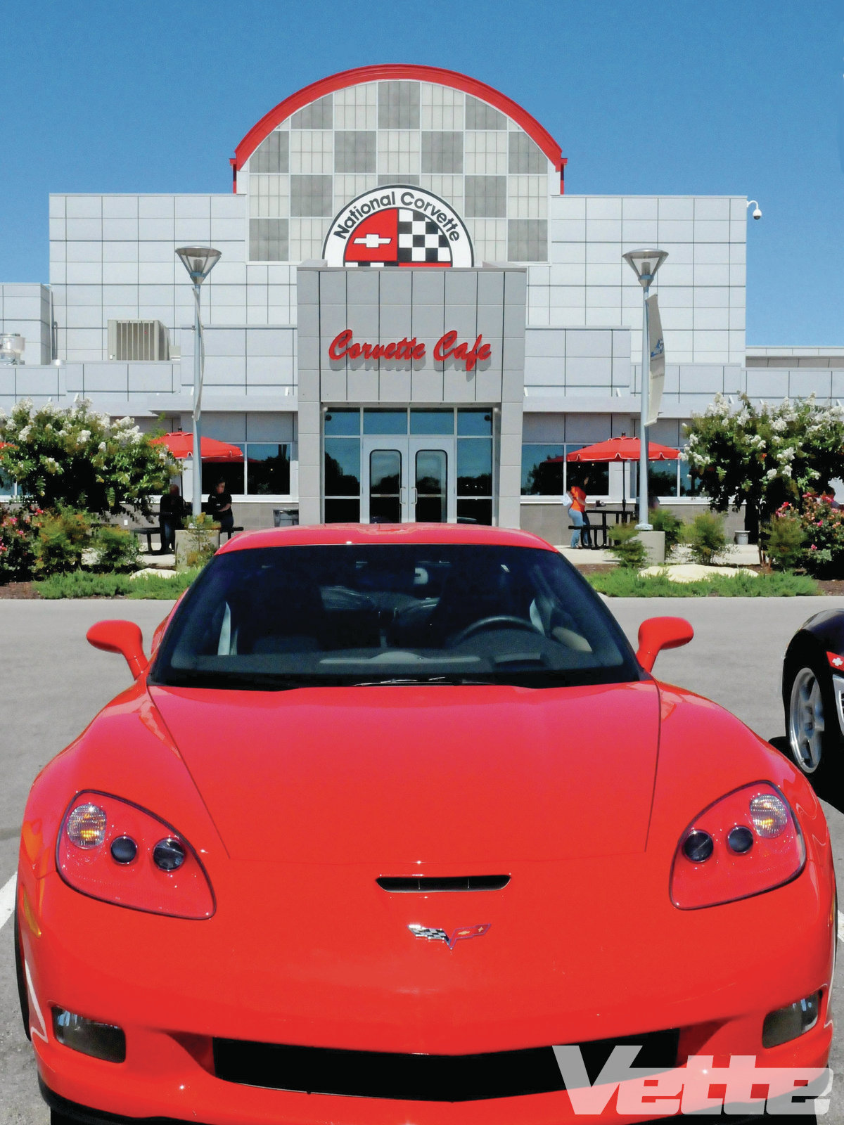 national corvette museum birthday bash2Btorch red 2012 corvettejpg 1200x1600