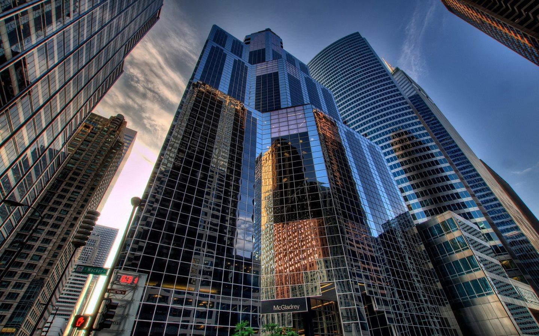 Chicago Buildings HD Skyscrapers   HD Wallpaper Zone 1440x900