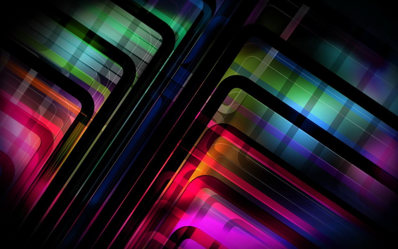 10 Black Color Background Wallpapers For Desktop 1280x800