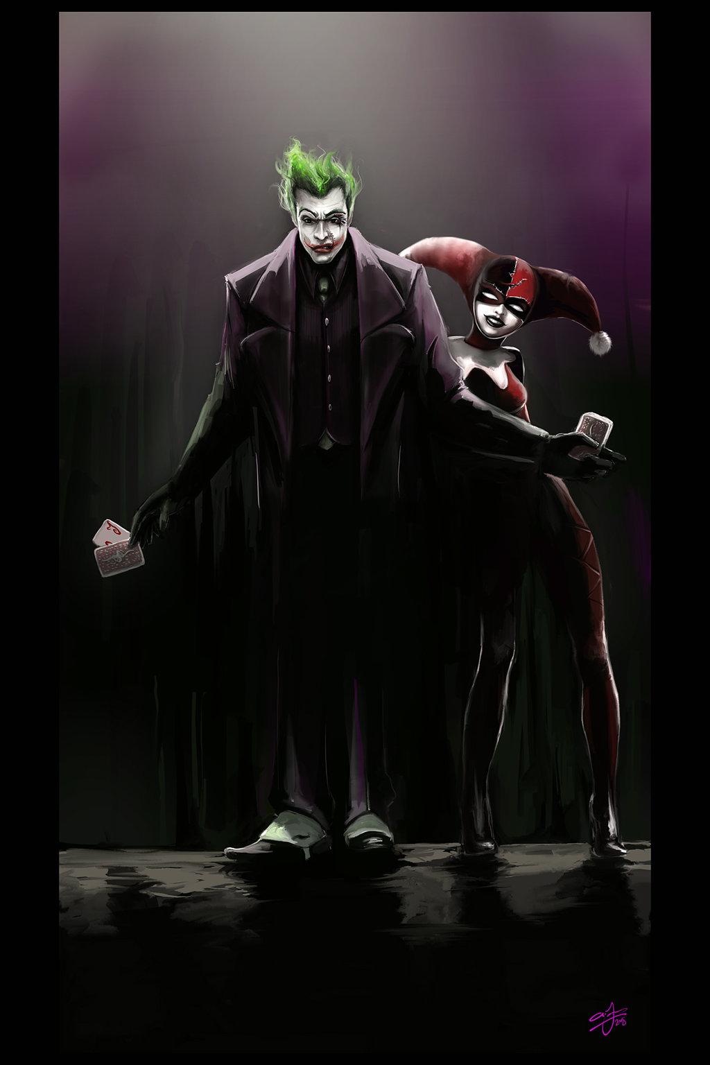 Batman vs poison ivy - 1 part 3