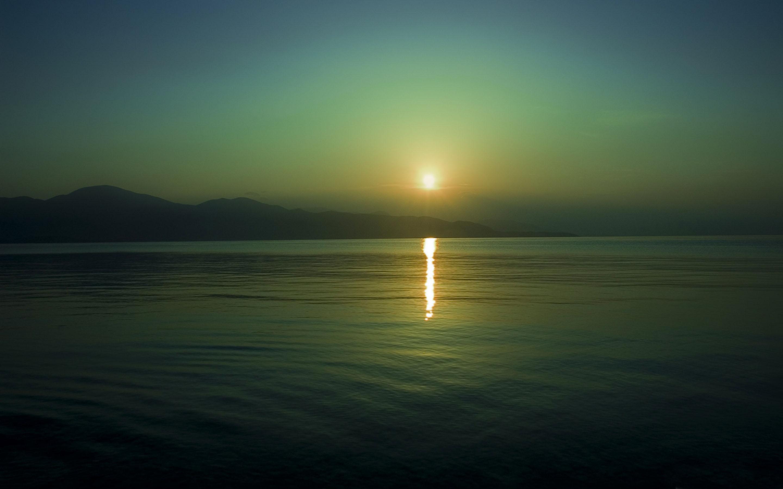 mac corvette sunset reflection macbook wallpapers sun retina 2880x1800