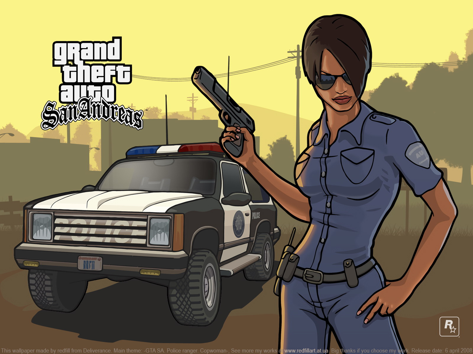 Free Download Grand Theft Auto San Andreas Wallpapers Screenshots