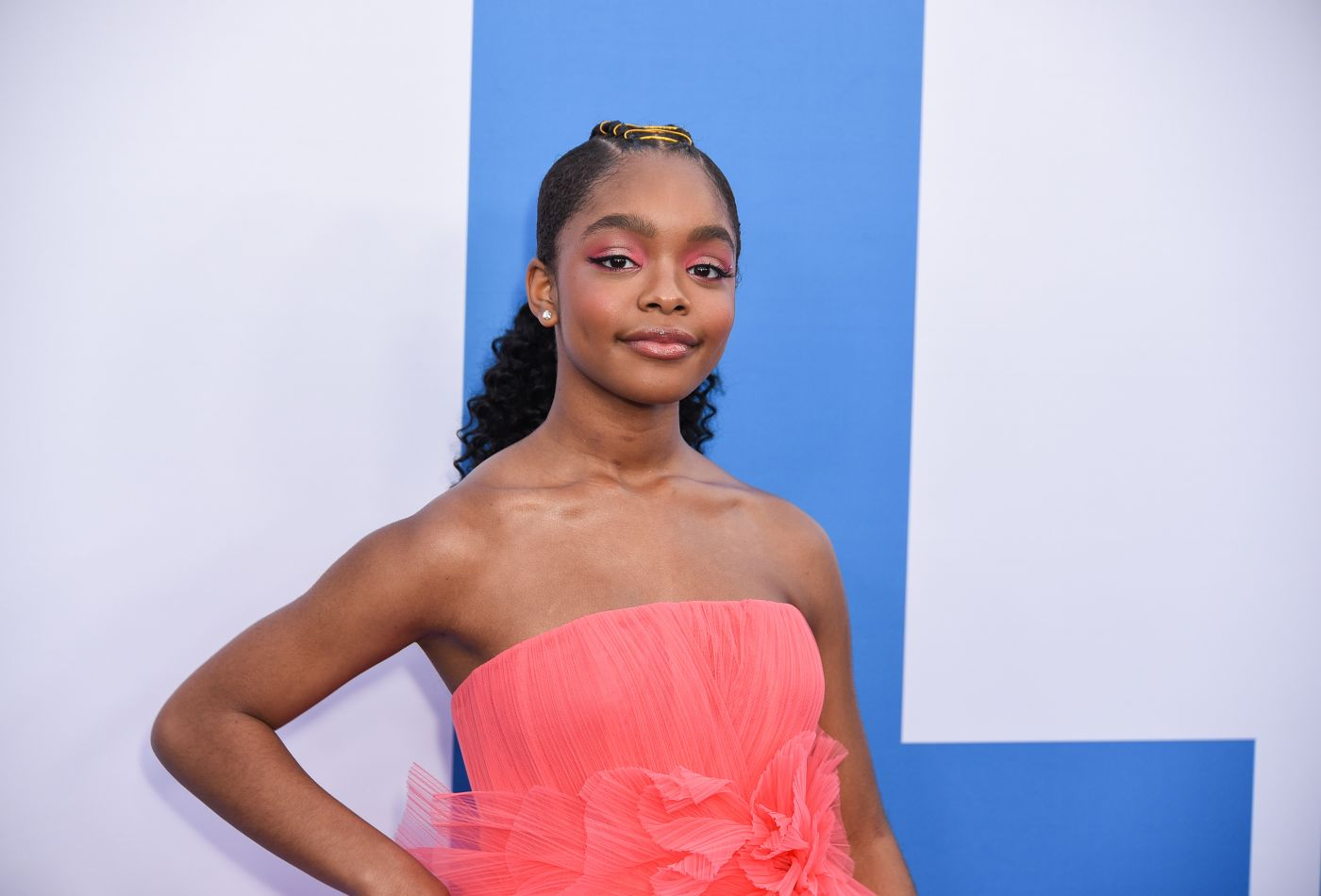 Marsai Martin is the youngest person to executive produce a studio 1400x950