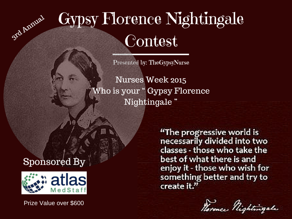 3rd Annual Gypsy Florence Nightingale Contest   The Gypsy Nurse 1024x768