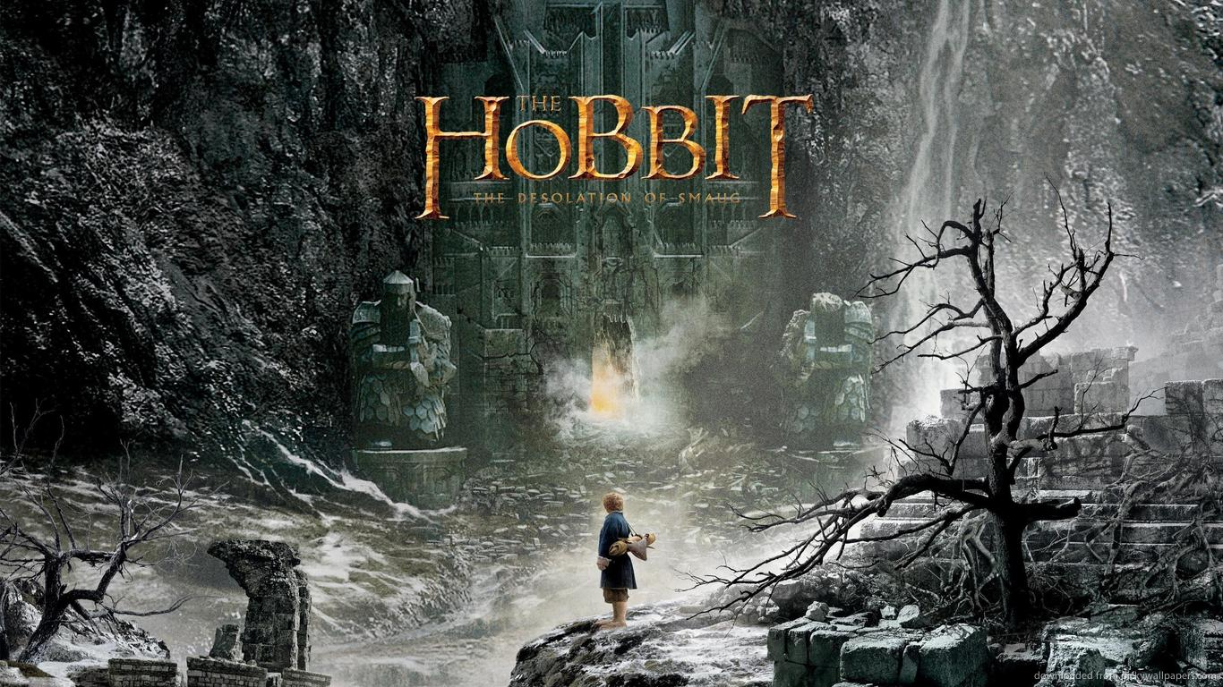 Download 1366x768 The Hobbit The Desolation Of Smaug Wallpaper 1366x768