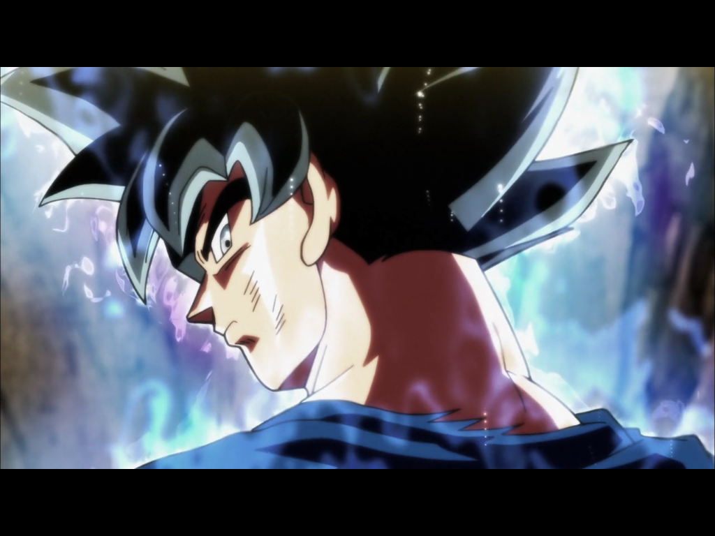 Goku Ultra Instinct Wallpapers 1024x768