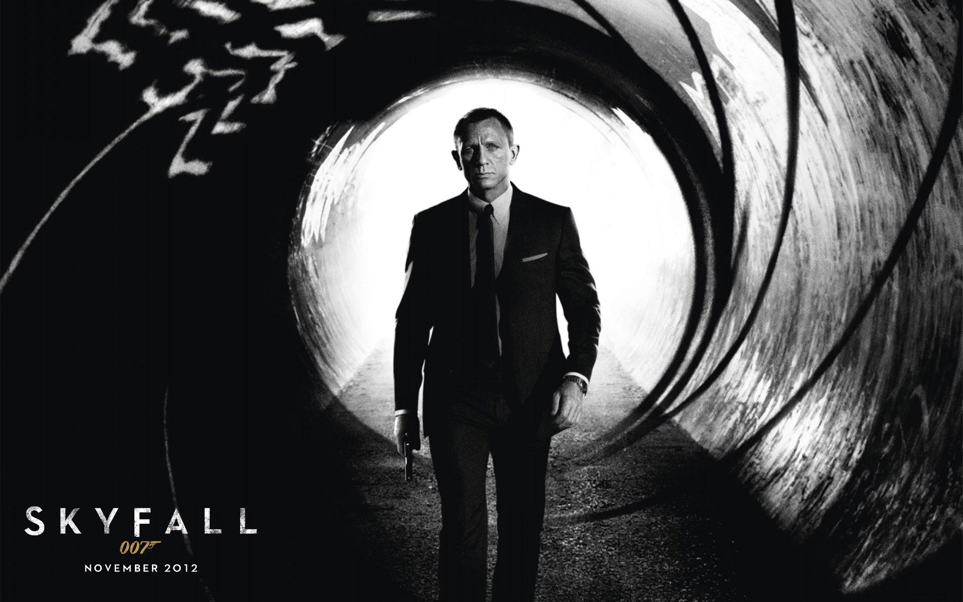 Skyfall James Bond wallpaper   Daniel Craig wallpaper 32623673 1920x1200