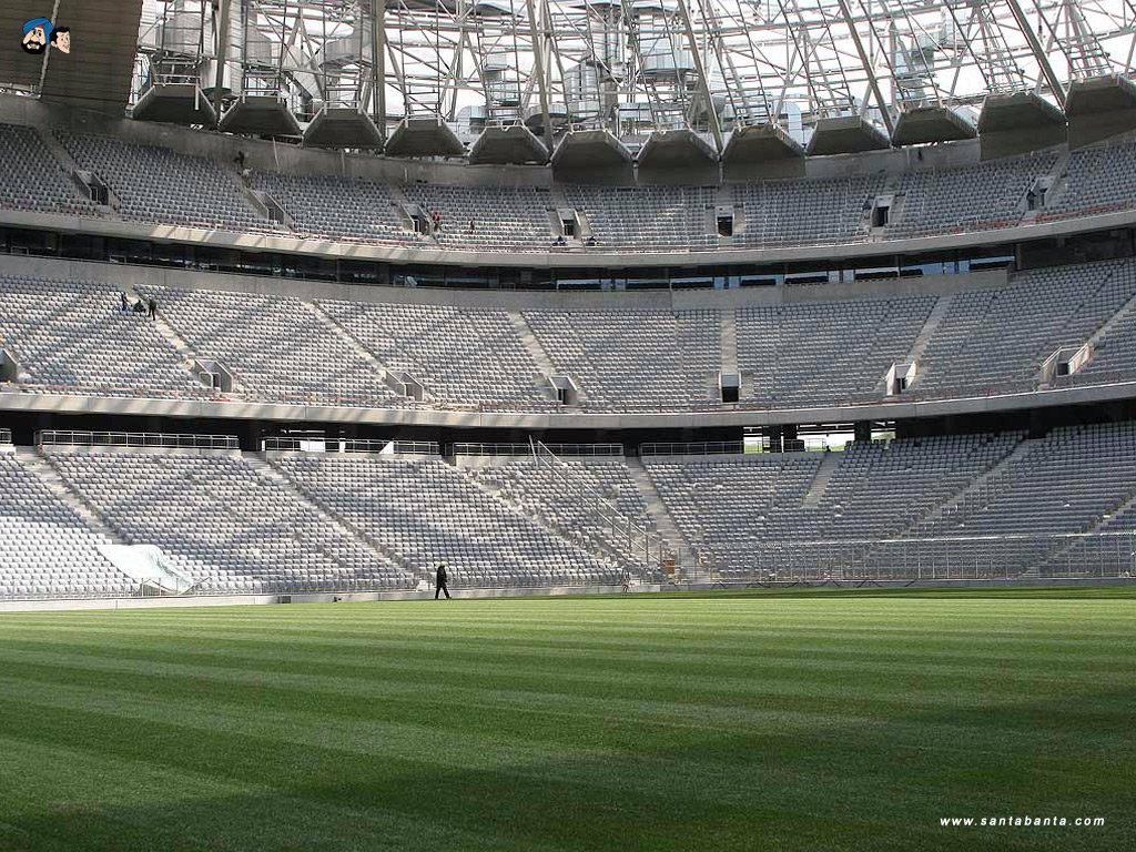 Wallpapers Football Football Stadiums 1024x768