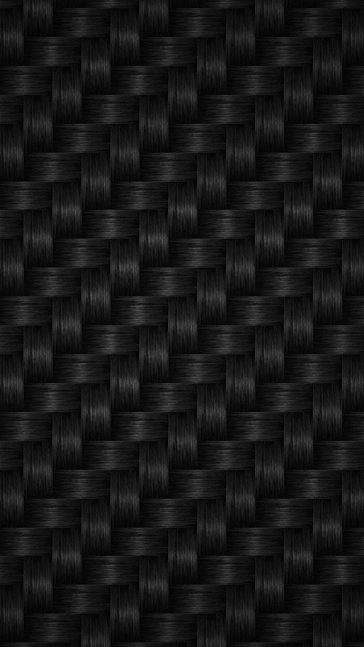 Pattern thick weave black iPhone 6 Wallpaper HD iPhone 6 Wallpaper 750x1334