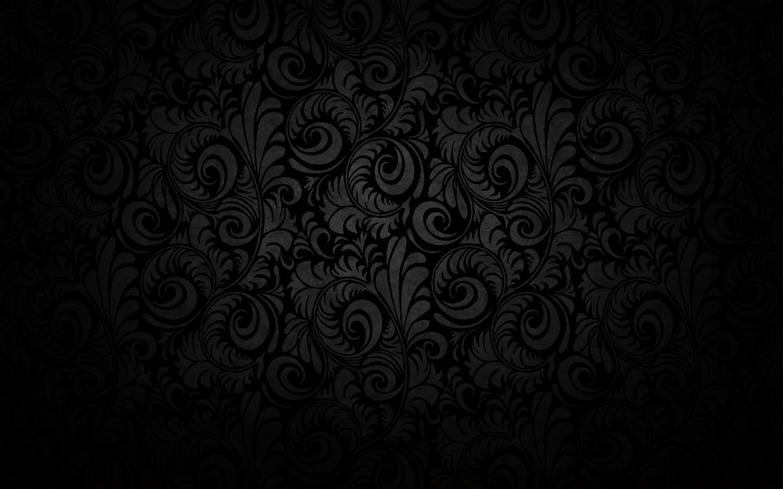 Black With Design Punkie
