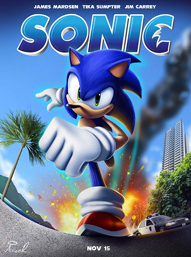 Sonic the Hedgehog 2019 Sonic the Hedgehog Know Your Meme 744x1000