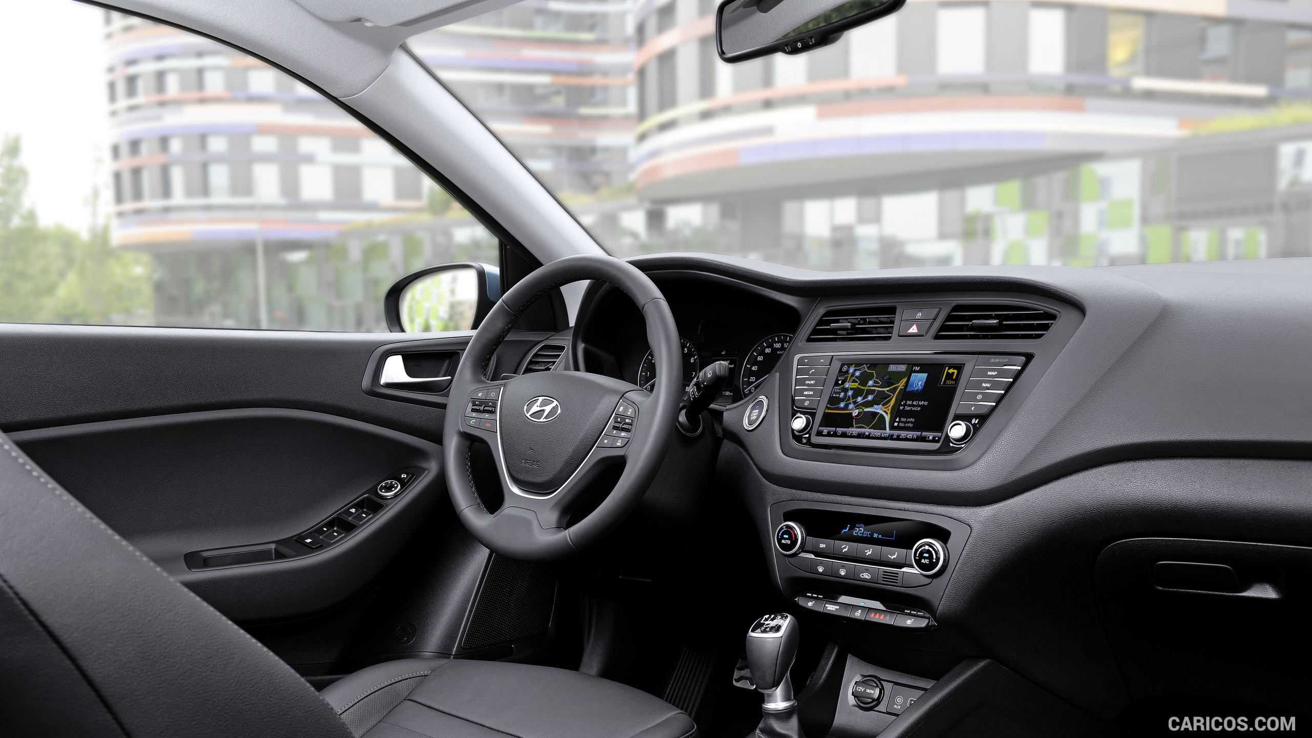 2016 Hyundai i20 Active   Interior HD Wallpaper 3 2560x1440