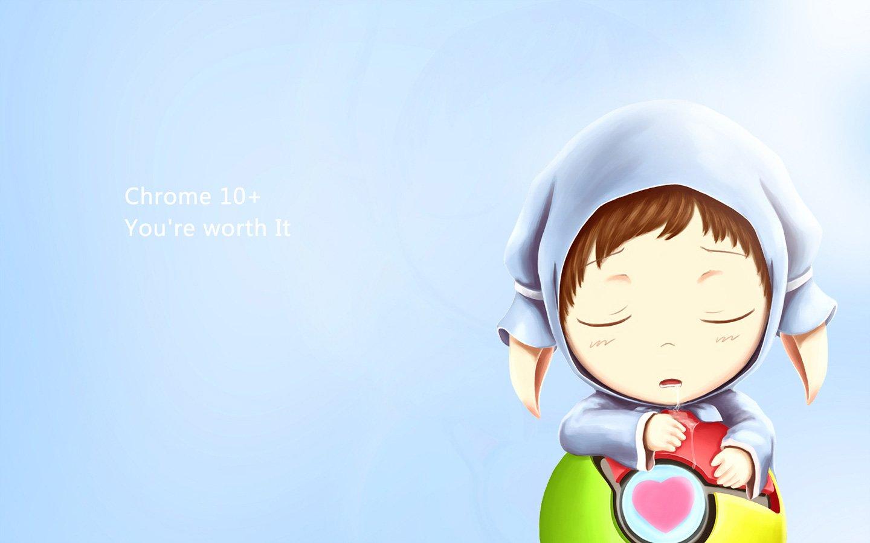 cute anime wallpaper comics desktop background Cartoon Wallpapers 1440x900