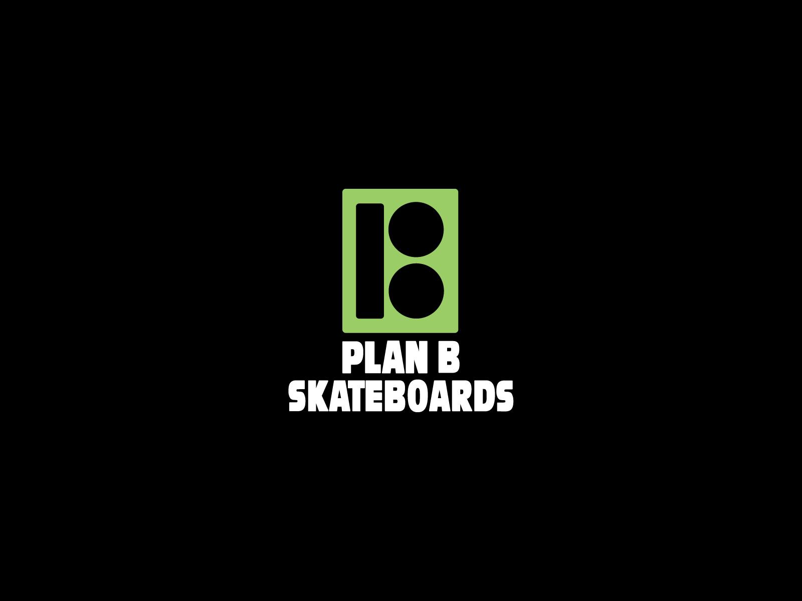 Girl Skateboard Company Wallpaper Plan b Skateboards Logo 1600x1200