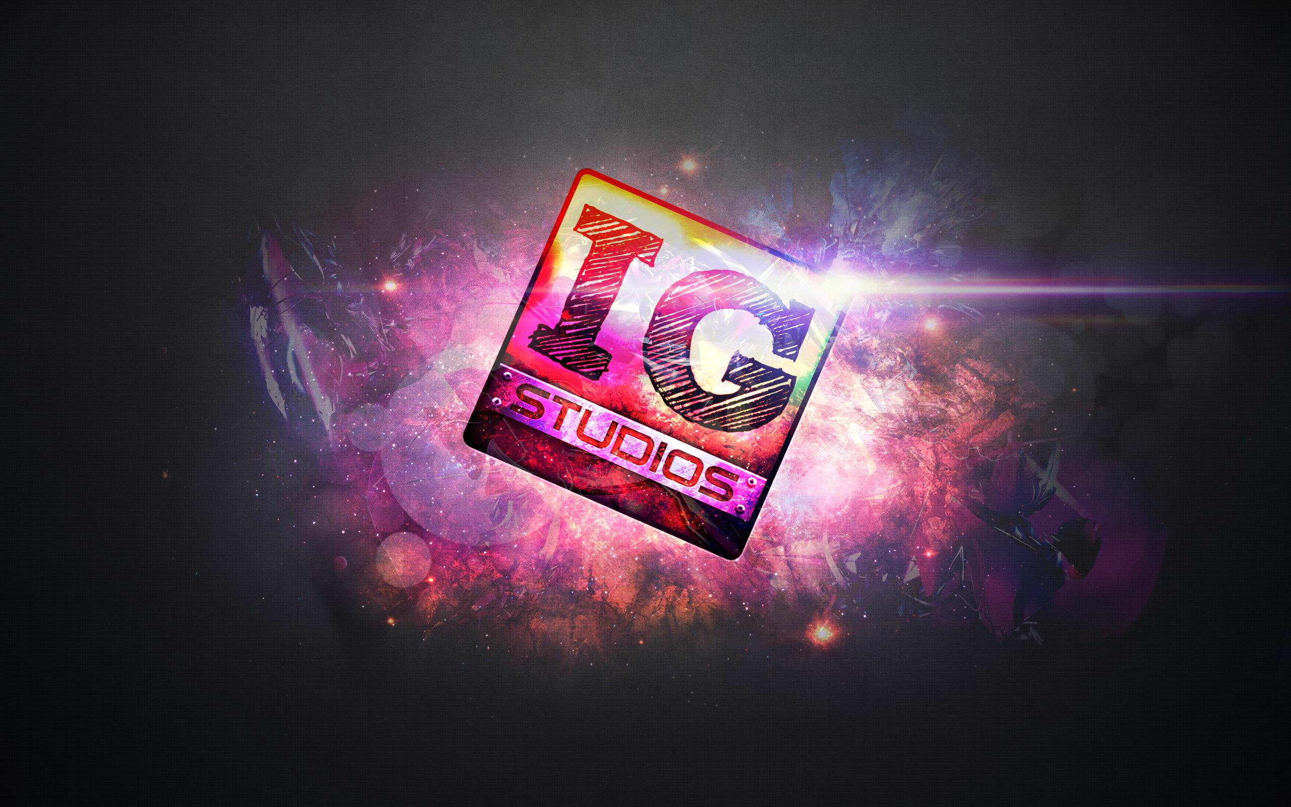 IG Studios logo flares logo HD wallpaper Wallpaper Flare 2560x1600
