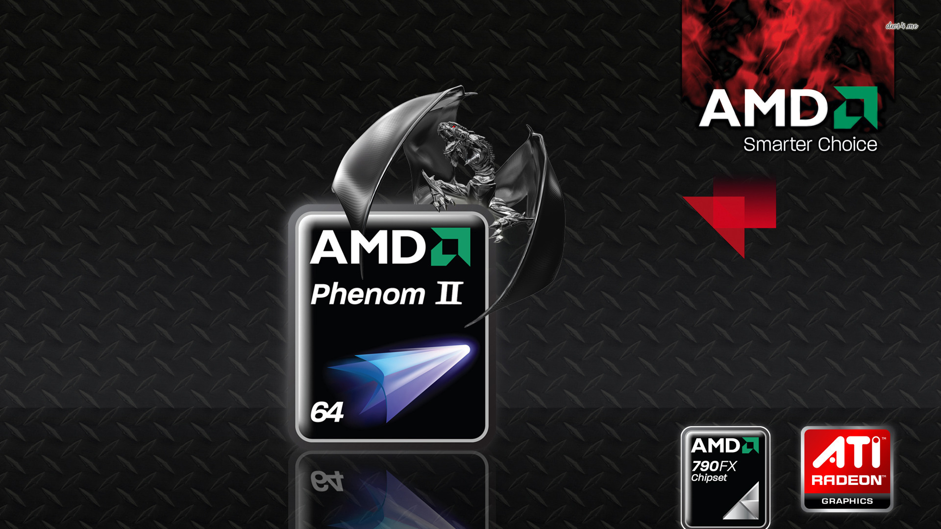 AMD Phenom wallpaper   Computer wallpapers   976 1920x1080