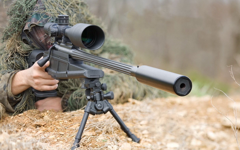 Military Sniper Wallpaper 1440x900 Military Sniper 1440x900