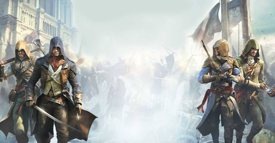 Free Download Assassins Creed Unity Assassins Banner