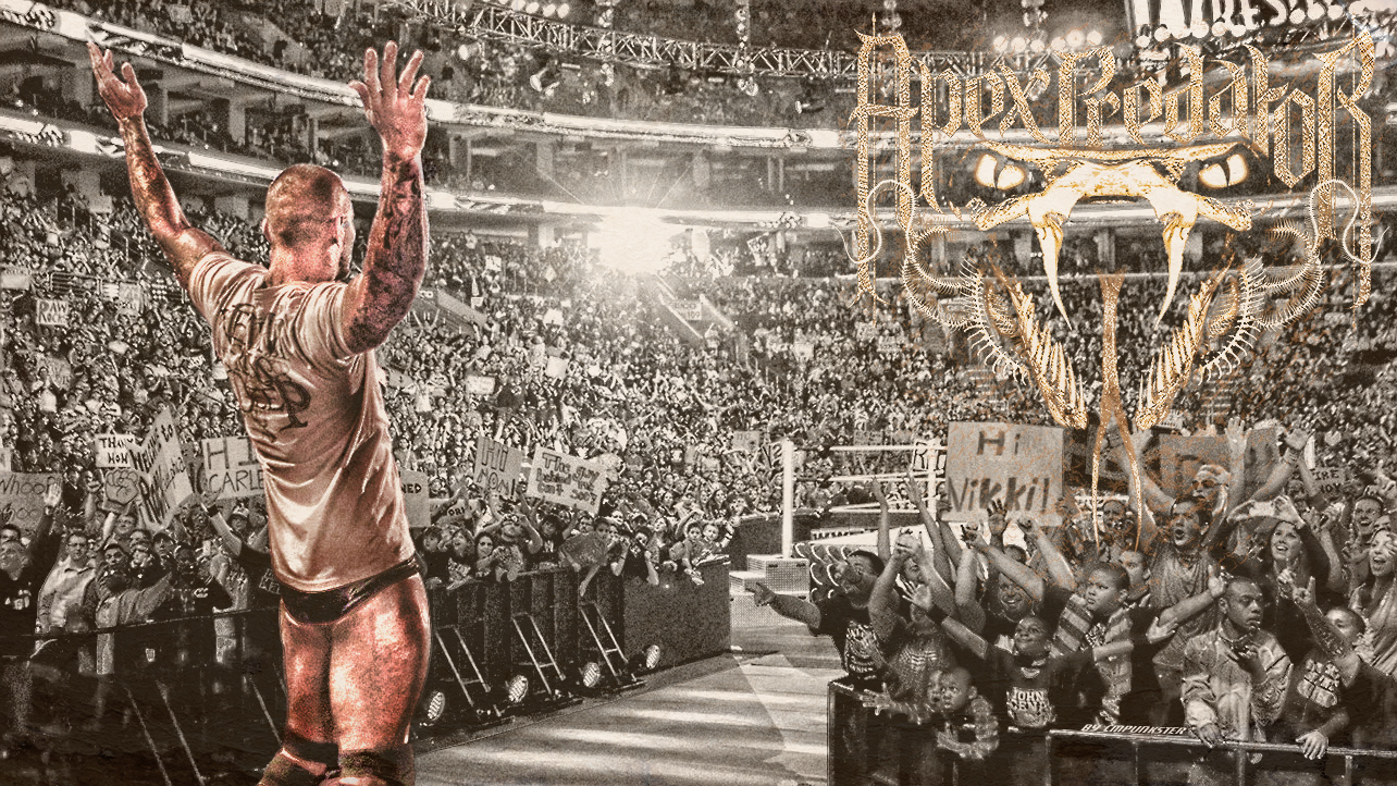 Randy Orton The Apex Predator Wallpaper HQ by cmpunkster on 1284x722