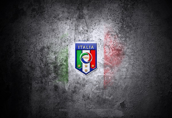 Italy National Football Team Logo HD Wallpaper 600x412