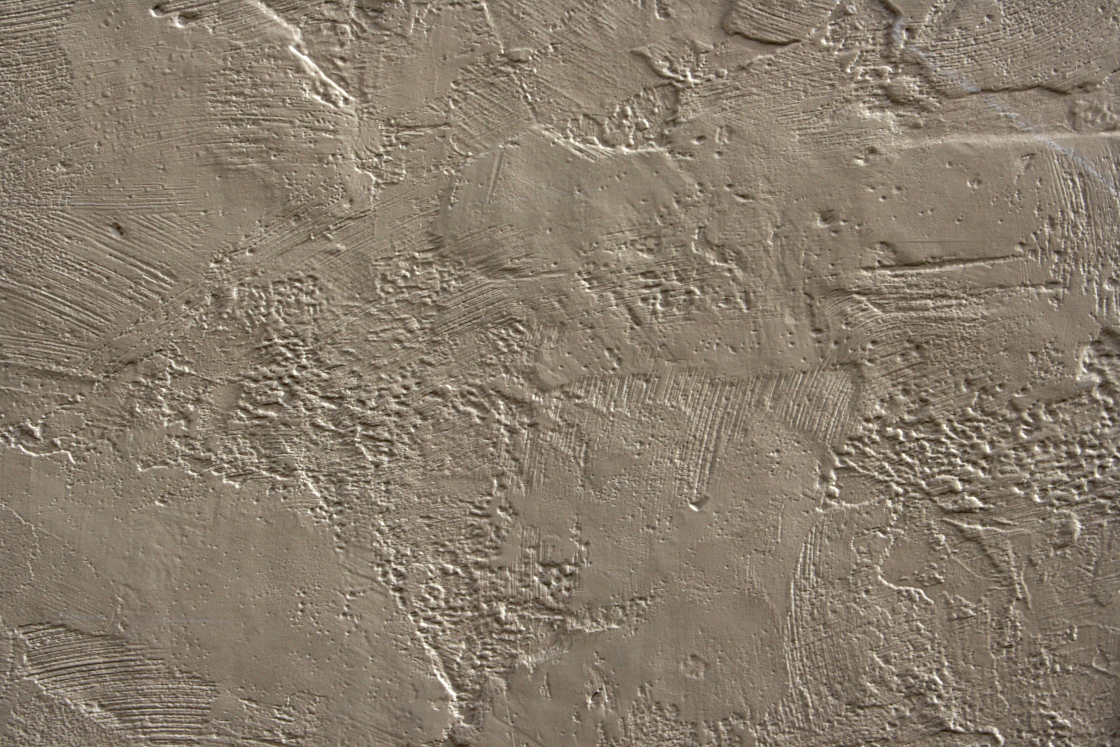 Painted Stucco Wall Texture   High Resolution Photo   Dimensions 3888x2592