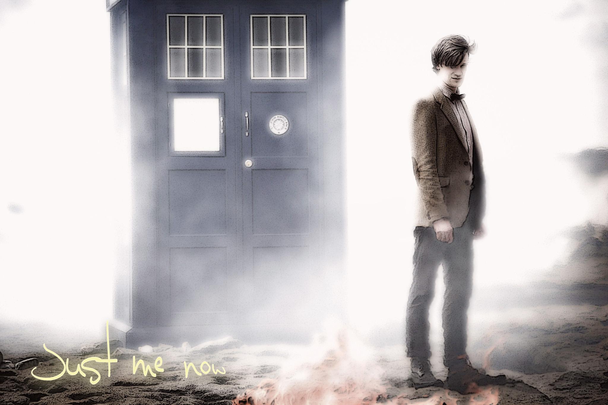 Doctor Who Wallpaper Matt Smith Tardis Tardis matt wallpaper 2048x1365
