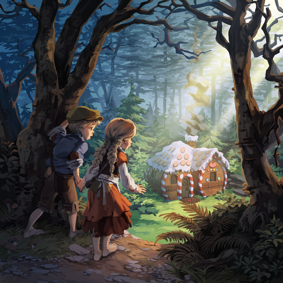 Grimms Fairy Tales Hansel And Gretel   Lessons   Tes Teach 900x900