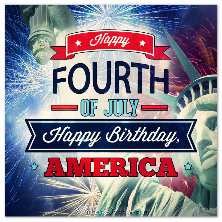 4th of July Birthday Images Happy 4th of July 2020 4th of July 720x720