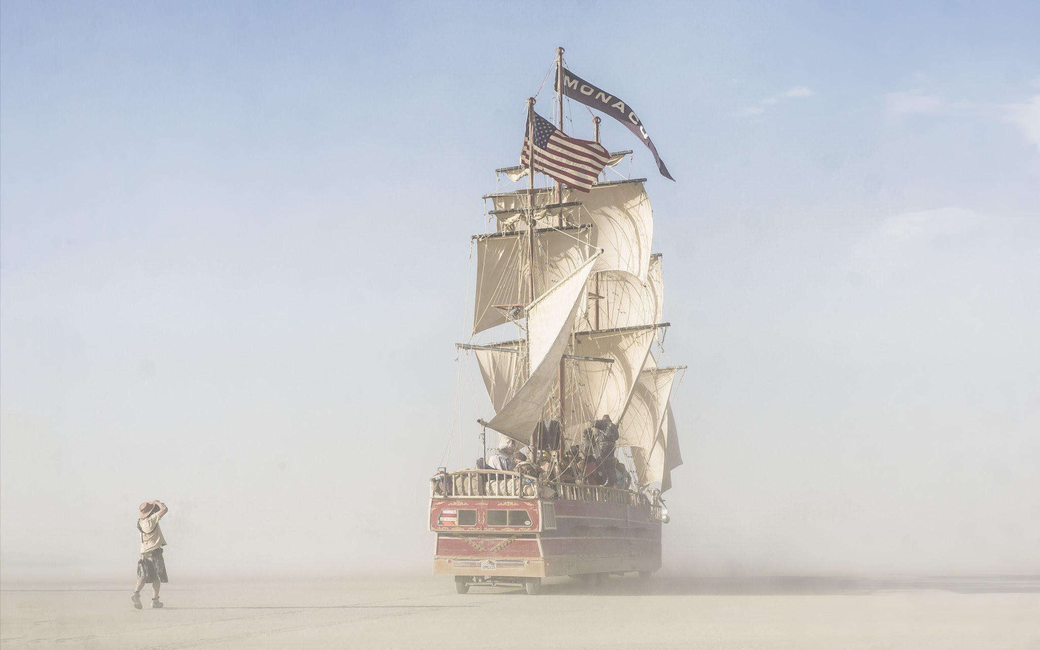 Burning Man Wallpapers High Quality Download 2048x1281