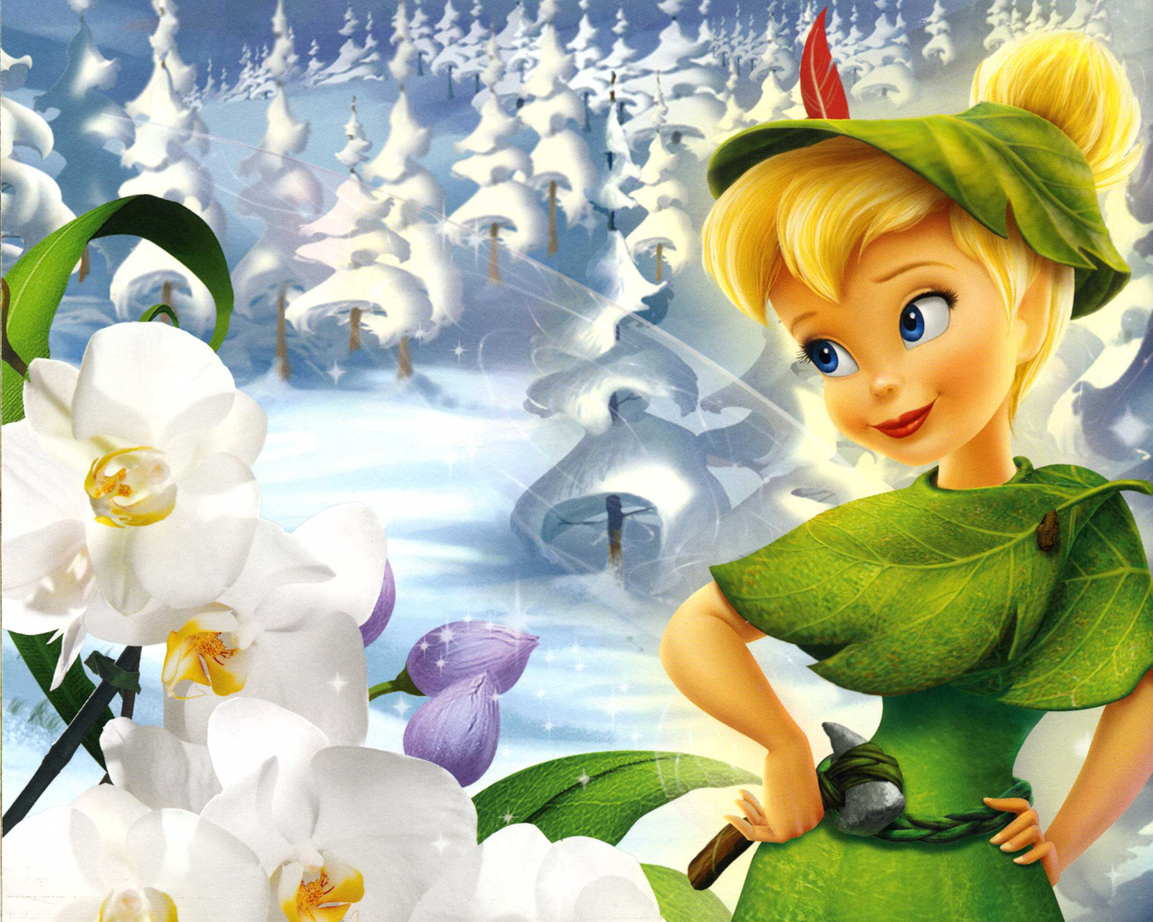 Free Download Tinkerbell Wallpaper 1280x1024 For Your