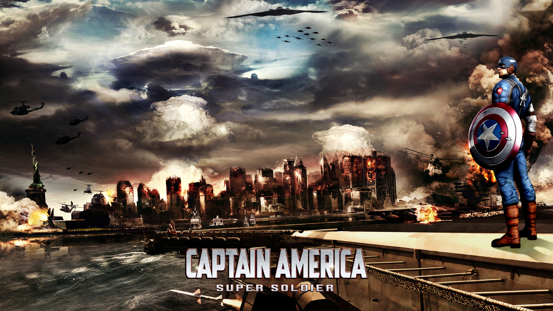 Captain America Wallpapers Awesome Wallpapers 1920x1080