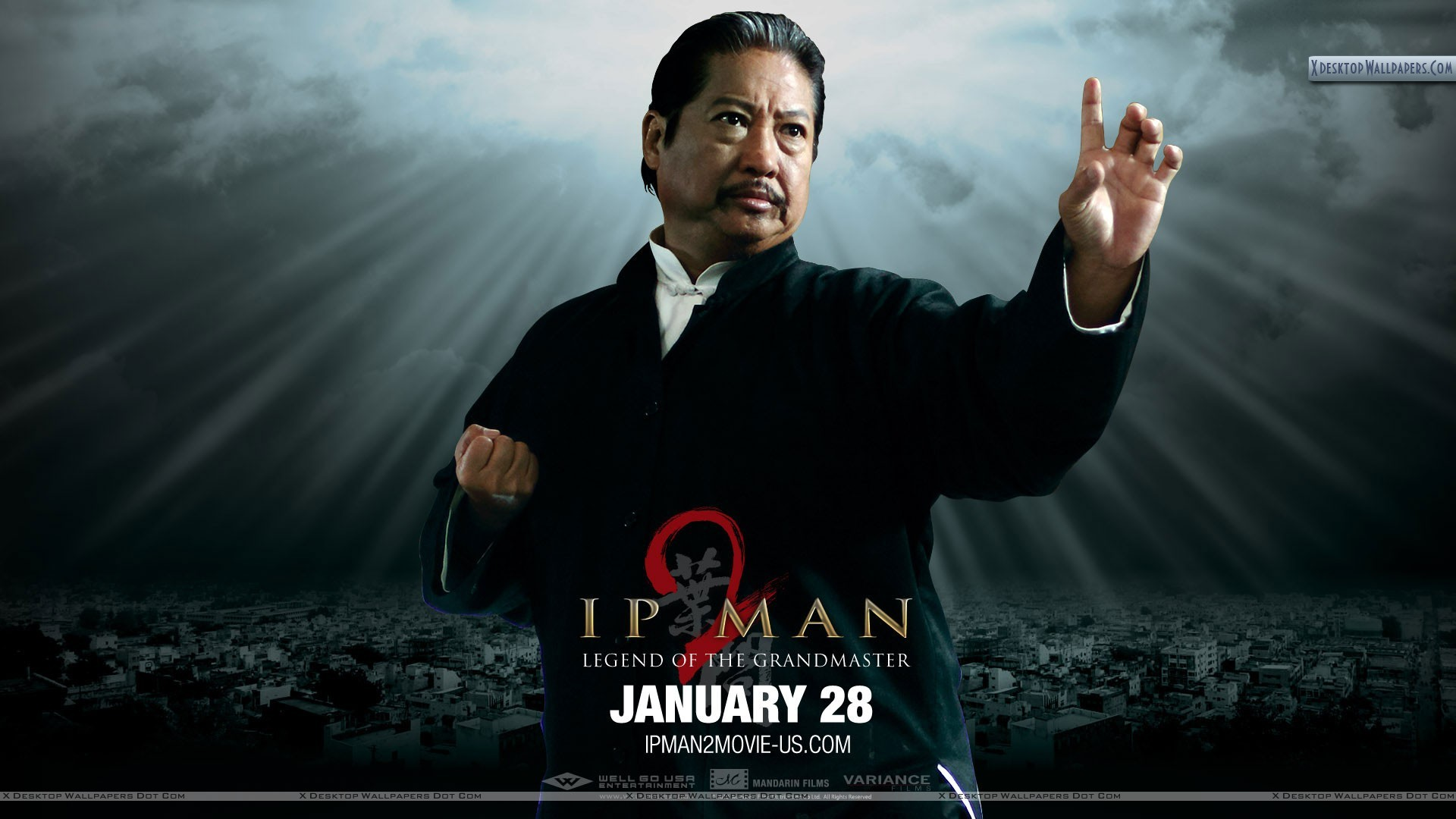 IP Man 2 Wallpapers Photos Images in HD 1920x1080