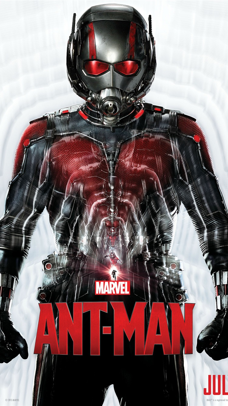 Ant Man 2015 movie iPhone Wallpaper 750x1334 iPhone 6 6S wallpaper 750x1334
