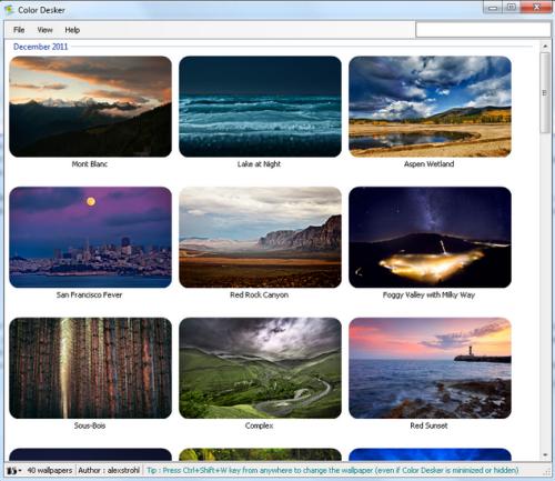 change desktop background FileSize500x433   279k windows 7 desktop 500x433