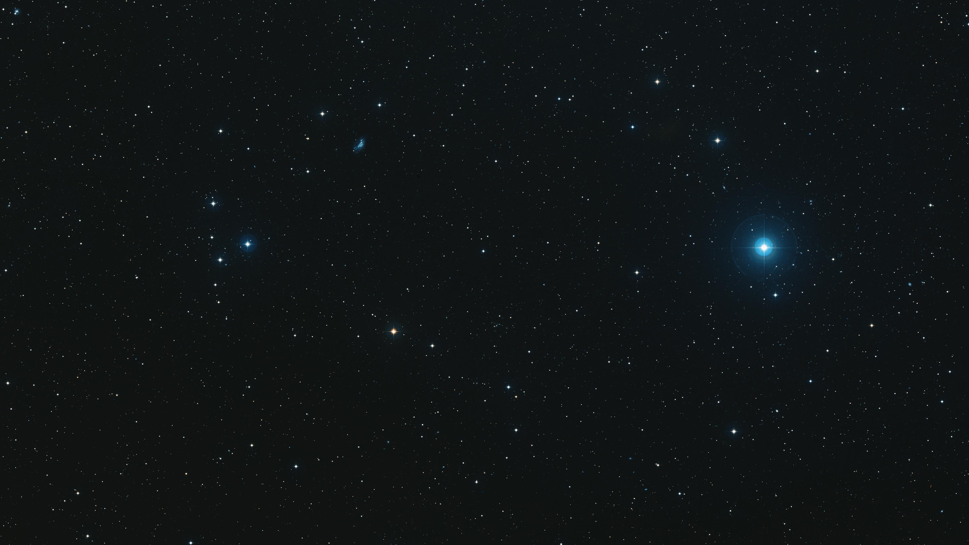 Stars Wallpaper HD Desktop 4000x2251