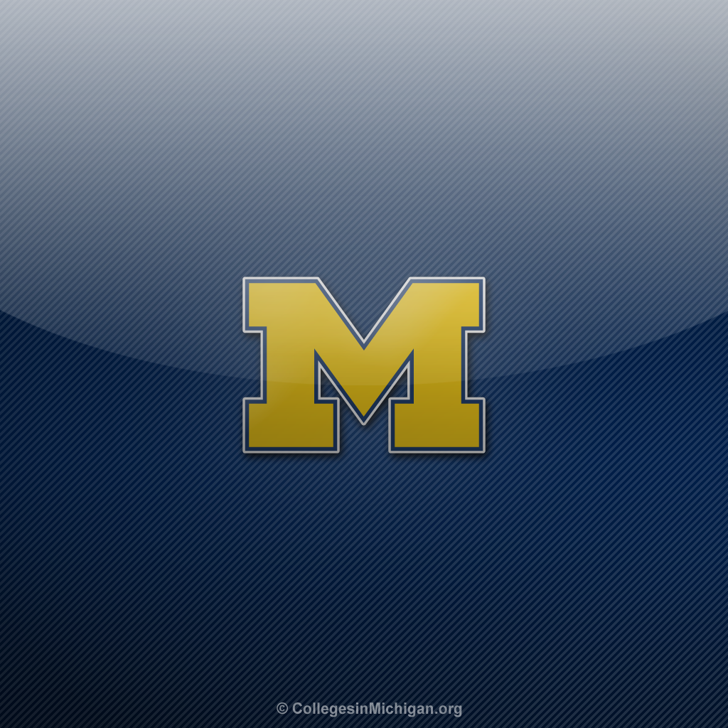 wolverines ipad wallpaper 2 Michigan Wolverines iPad Wallpapers 1024x1024
