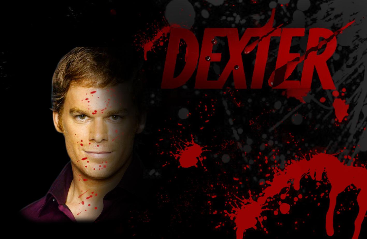 dexter blood splatter poster - photo #11