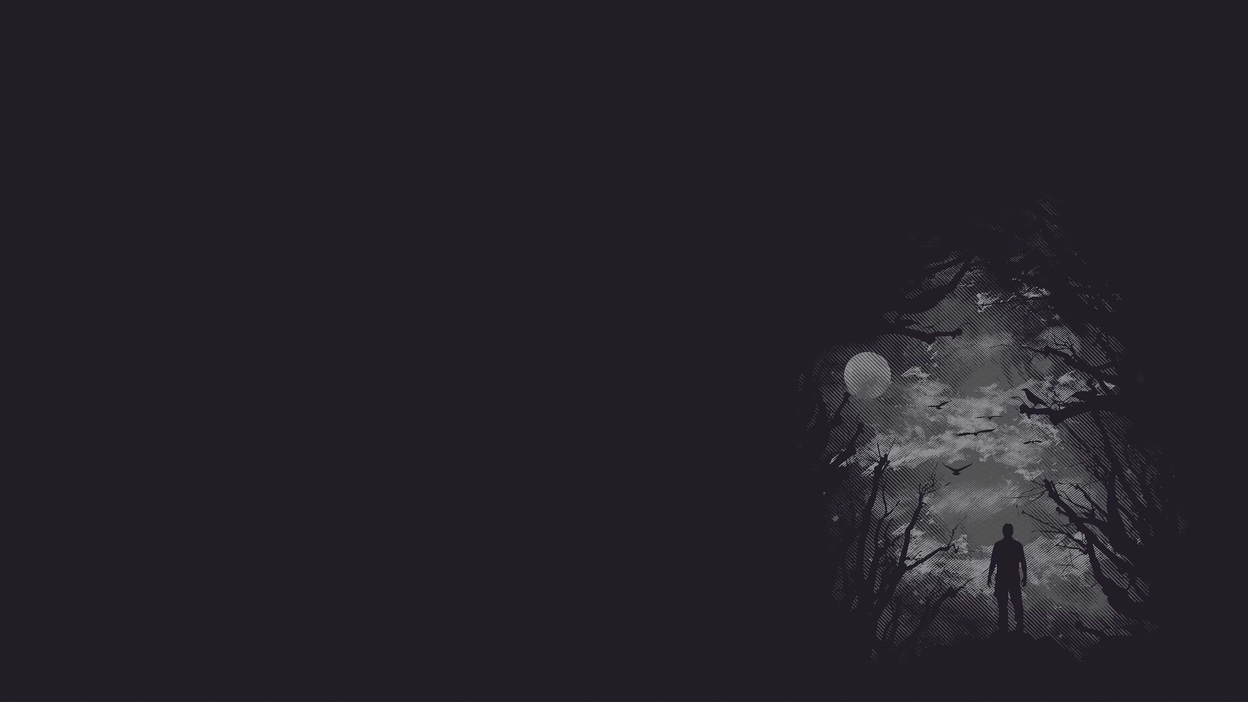 Halloween Night 2560x1440
